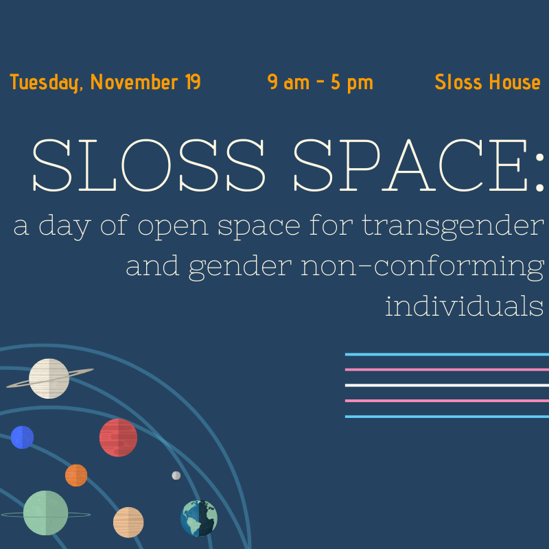 Graphic Sloss Space Day